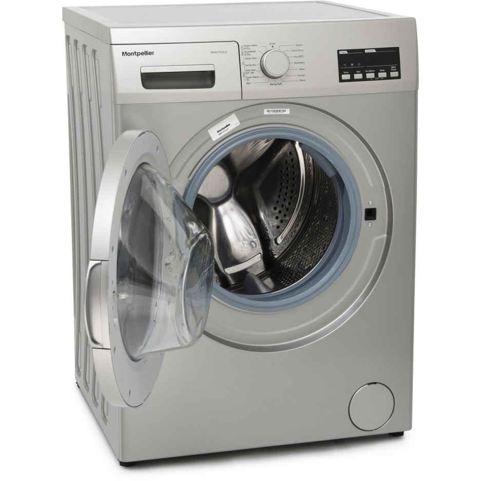 Montpellier MWD7512LS 7kg/5kg 1200rpm Washer-Dryer