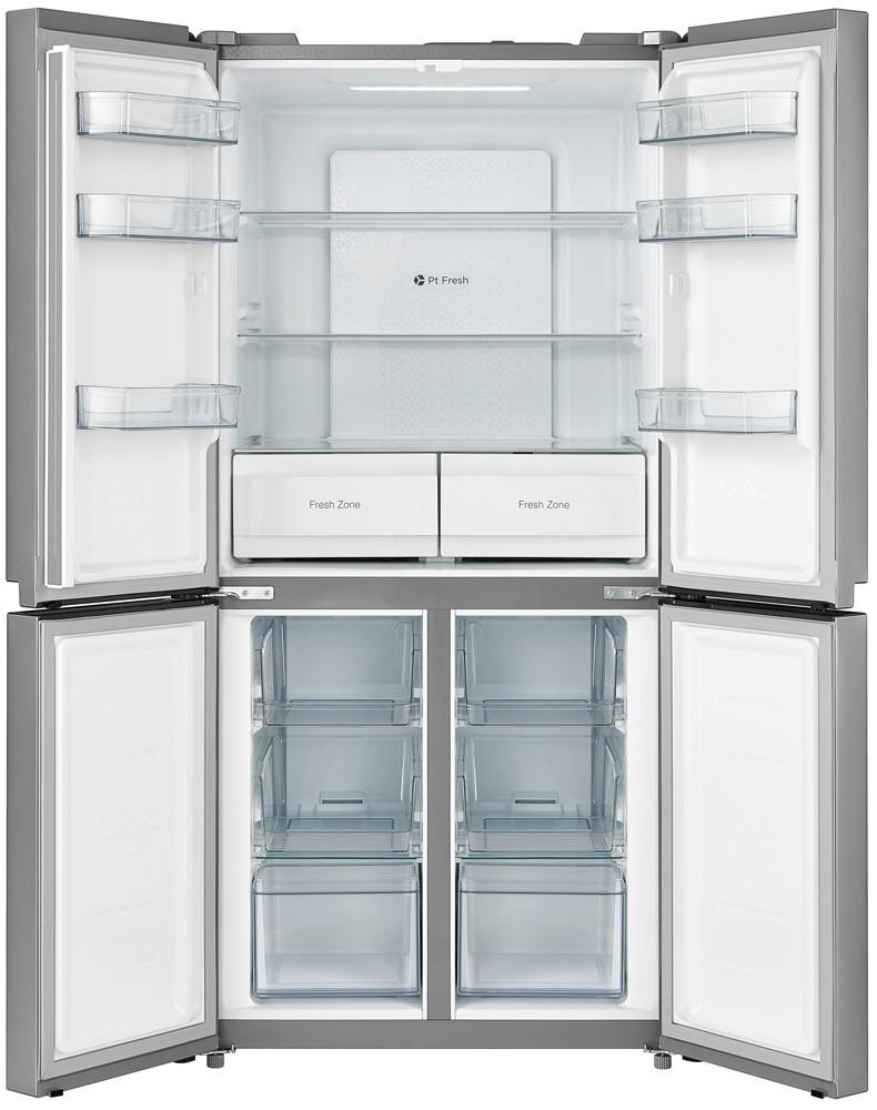 Montpellier MXD83X Fridge Freezer