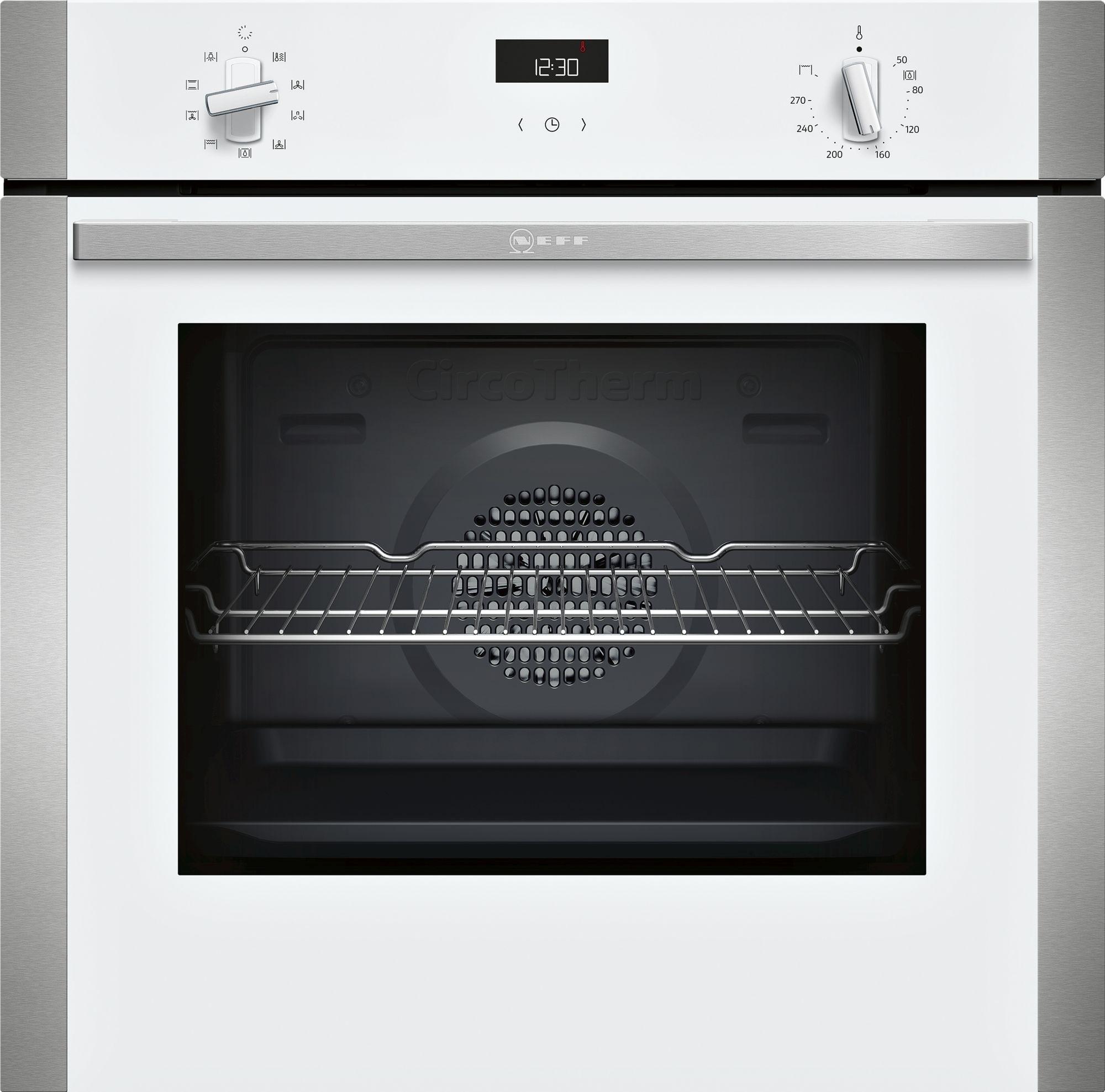 NEFF B1ACE4HW0B Single Oven