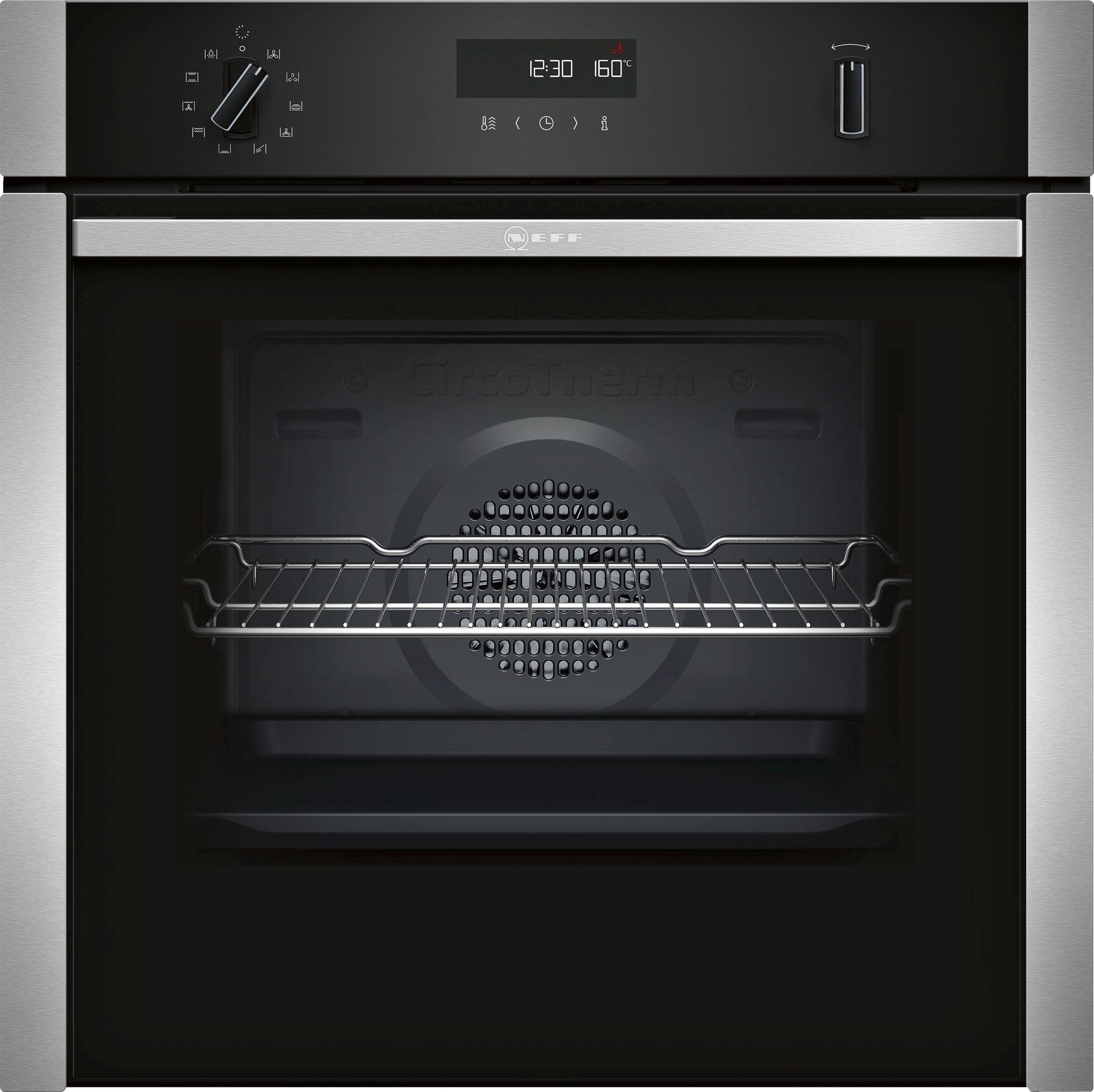 NEFF B6ACH7HN0B Single Oven