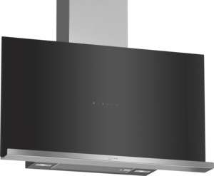 NEFF D95FRM1S0B Chimney Hood with Glass