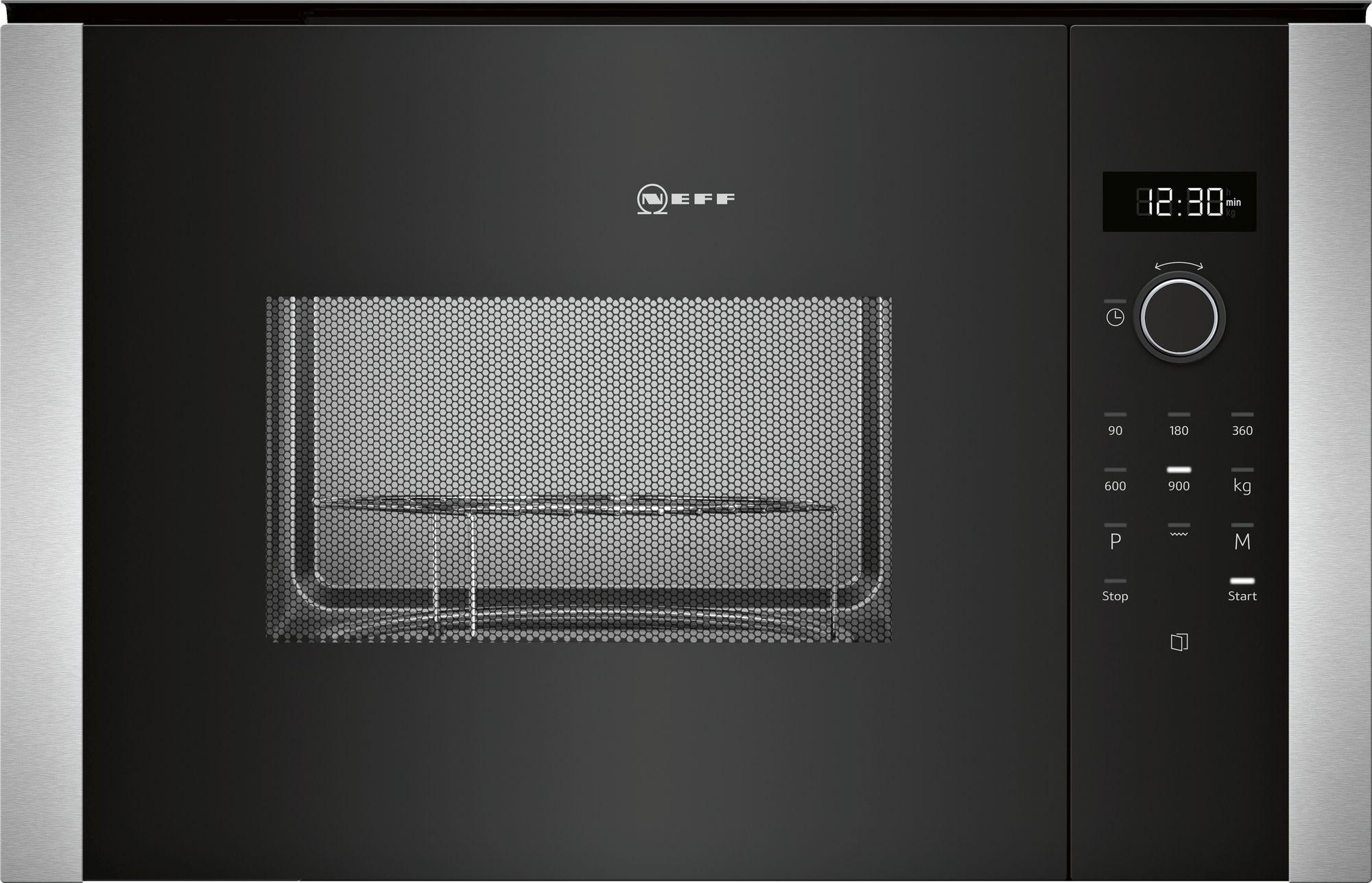 NEFF HLAGD53N0B Microwave