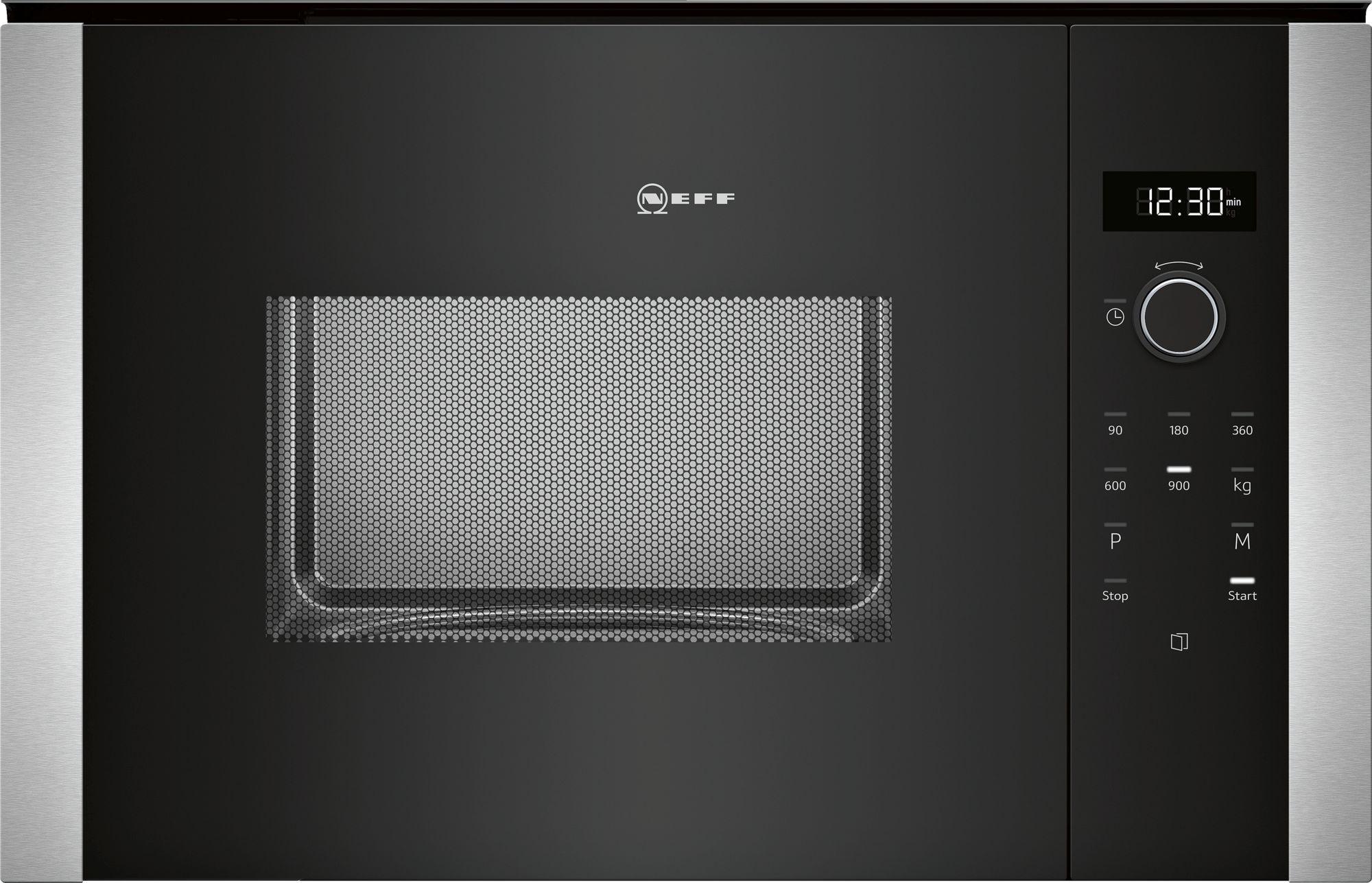 NEFF HLAWD53N0B Microwave