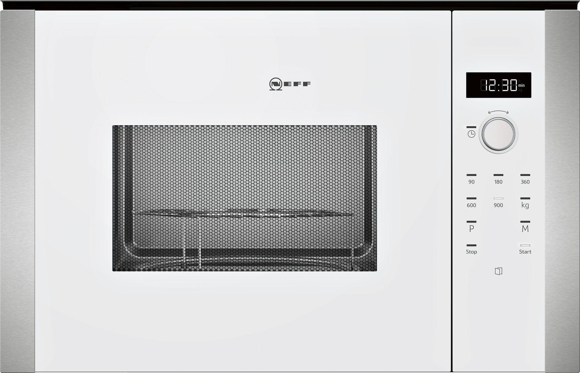NEFF HLAWD53W0B Microwave