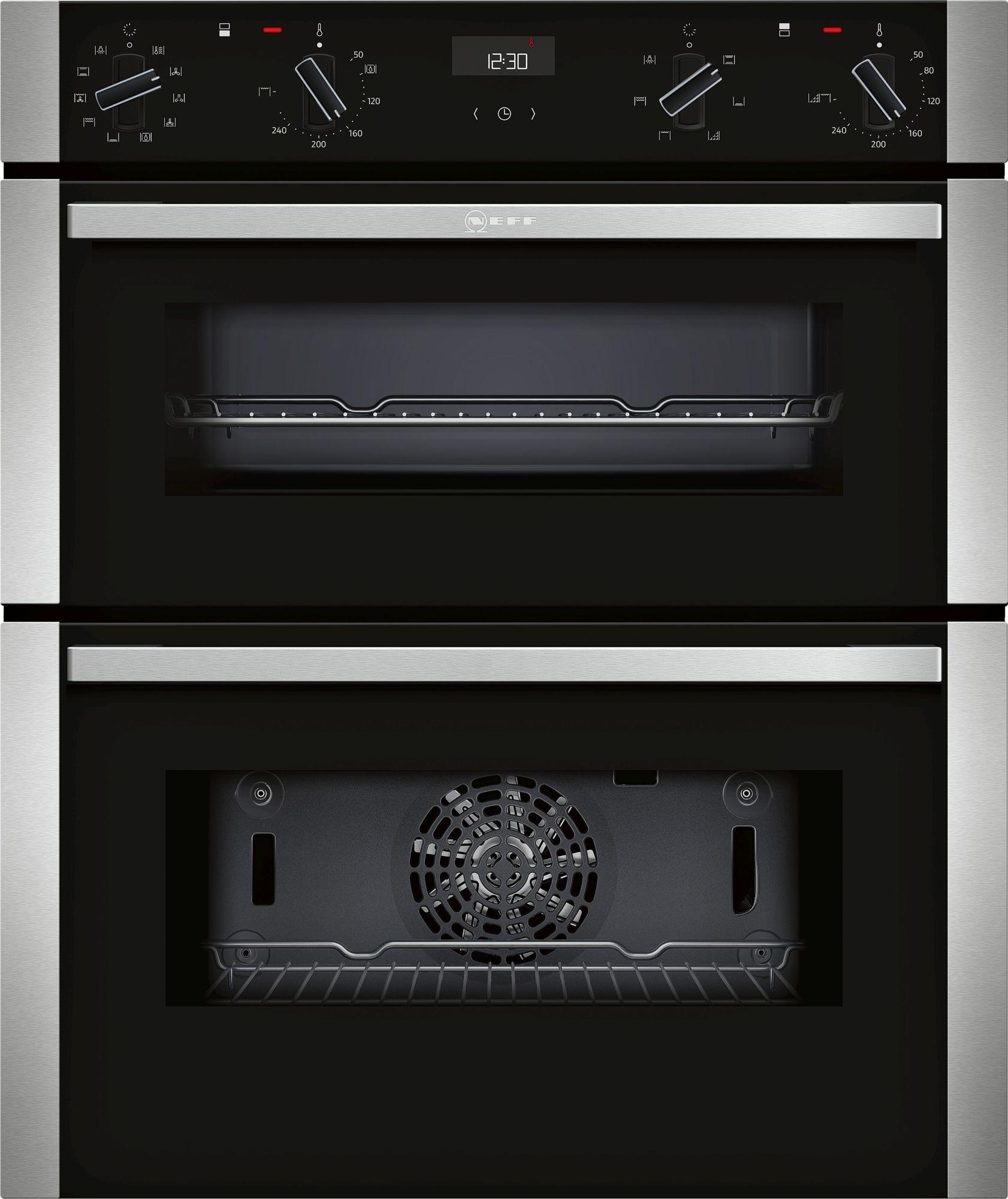 NEFF J1ACE4HN0B Double Oven