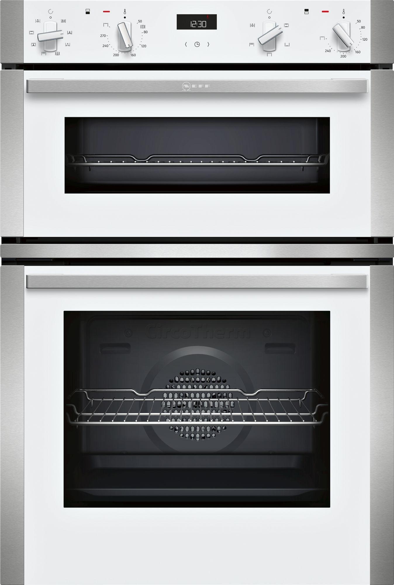 NEFF U1ACE2HW0B Double Oven