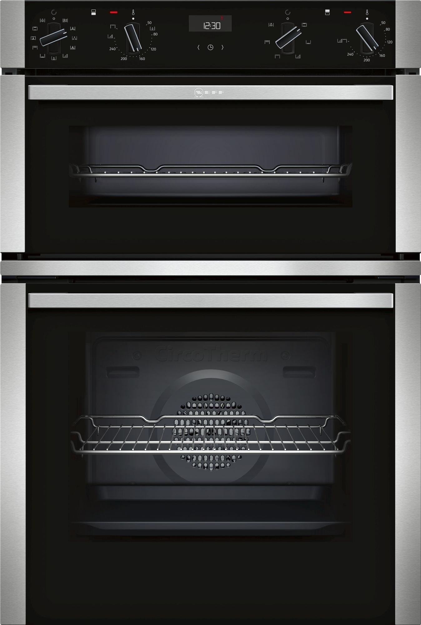 NEFF U1ACI5HN0B Double Oven