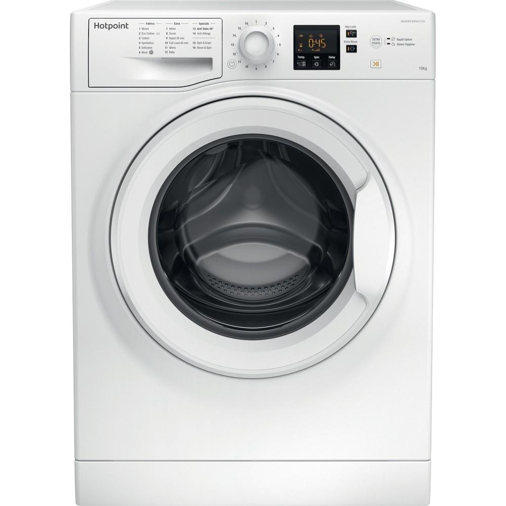 Hotpoint NSWM1043CWUKN 10kg 1400rpm Washing Machine