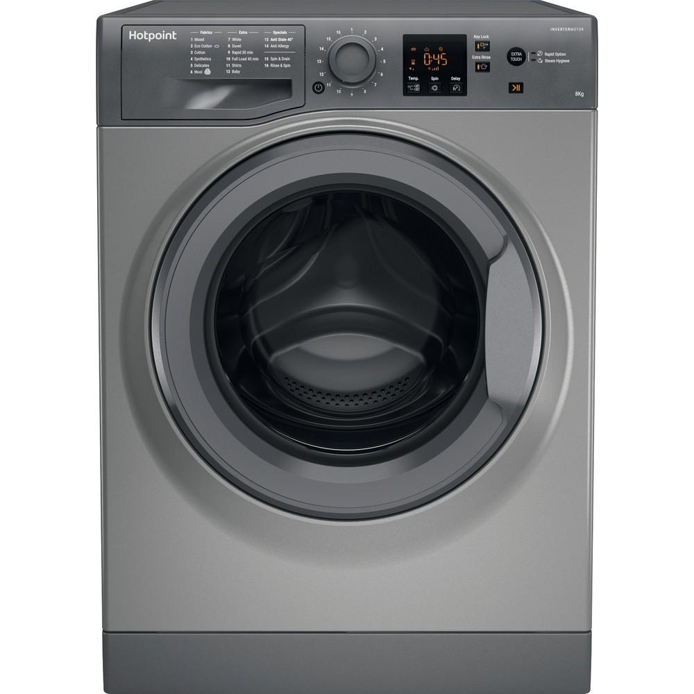 Hotpoint NSWM863CGG 8kg 1600rpm Washing Machine