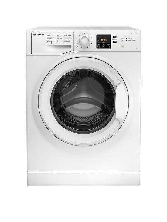 Hotpoint NSWF863CWUKN 8kg 1600rpm Washing Machine