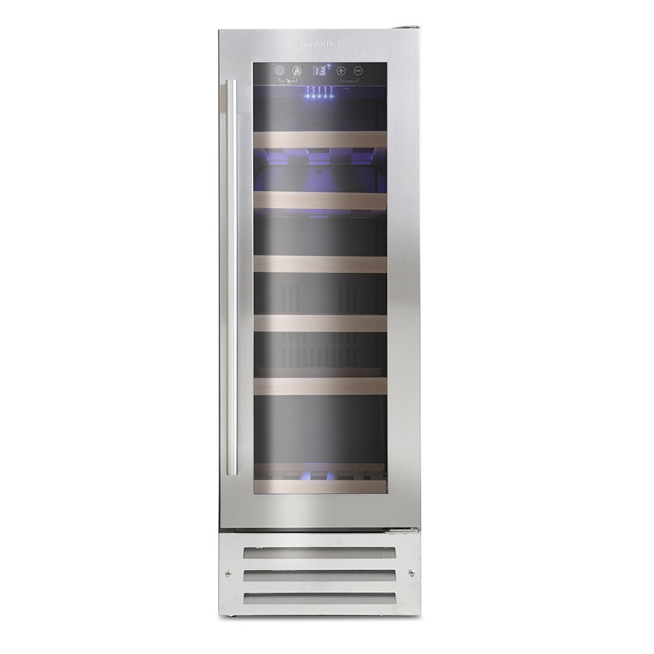 Montpellier WS19SDX Wine Cooler