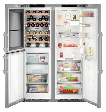 Liebherr SBSES8496 Fridge Freezer
