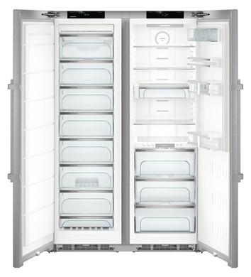 Liebherr SBSES8773 Fridge Freezer