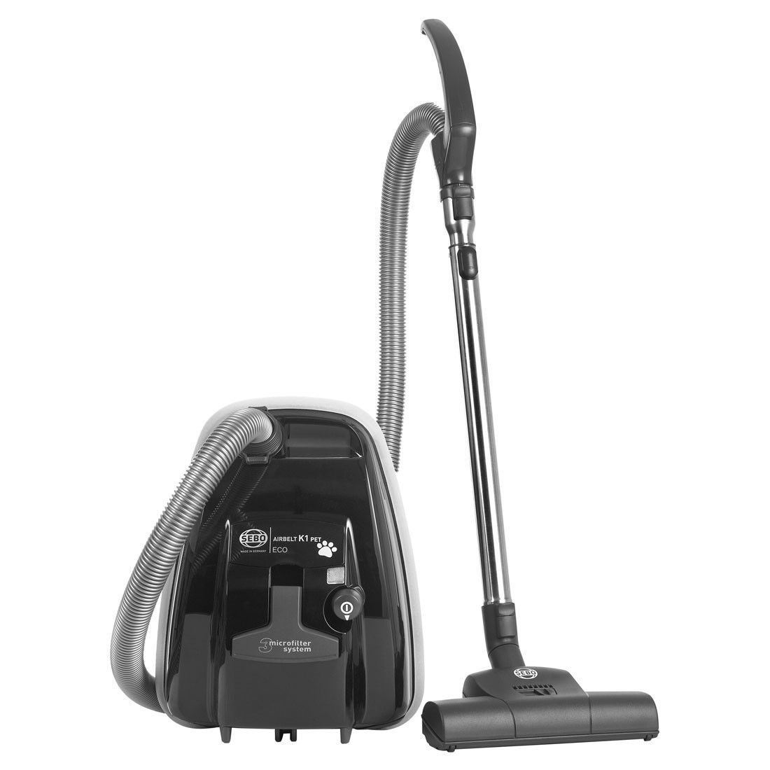 Sebo Airbelt K1 Pet ePower Vacuum Cleaner