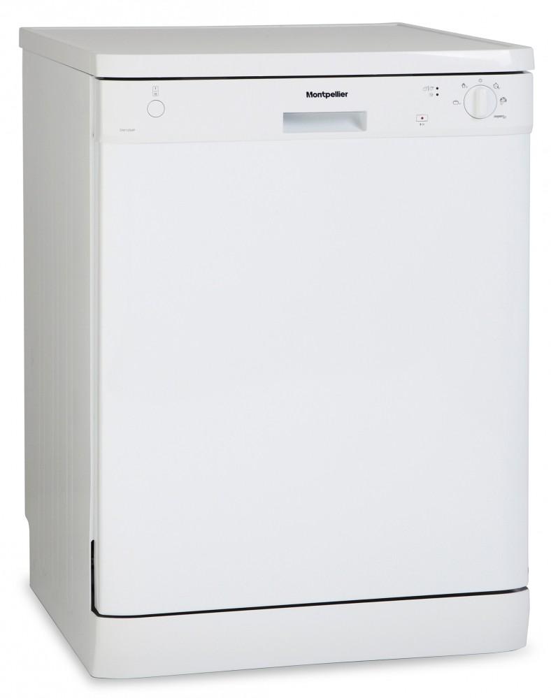 Montpellier DW1254P Full Size Dishwasher