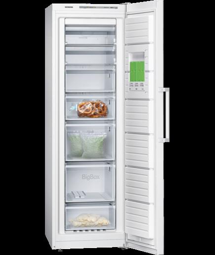 Siemens GS36NVW30G Freezer