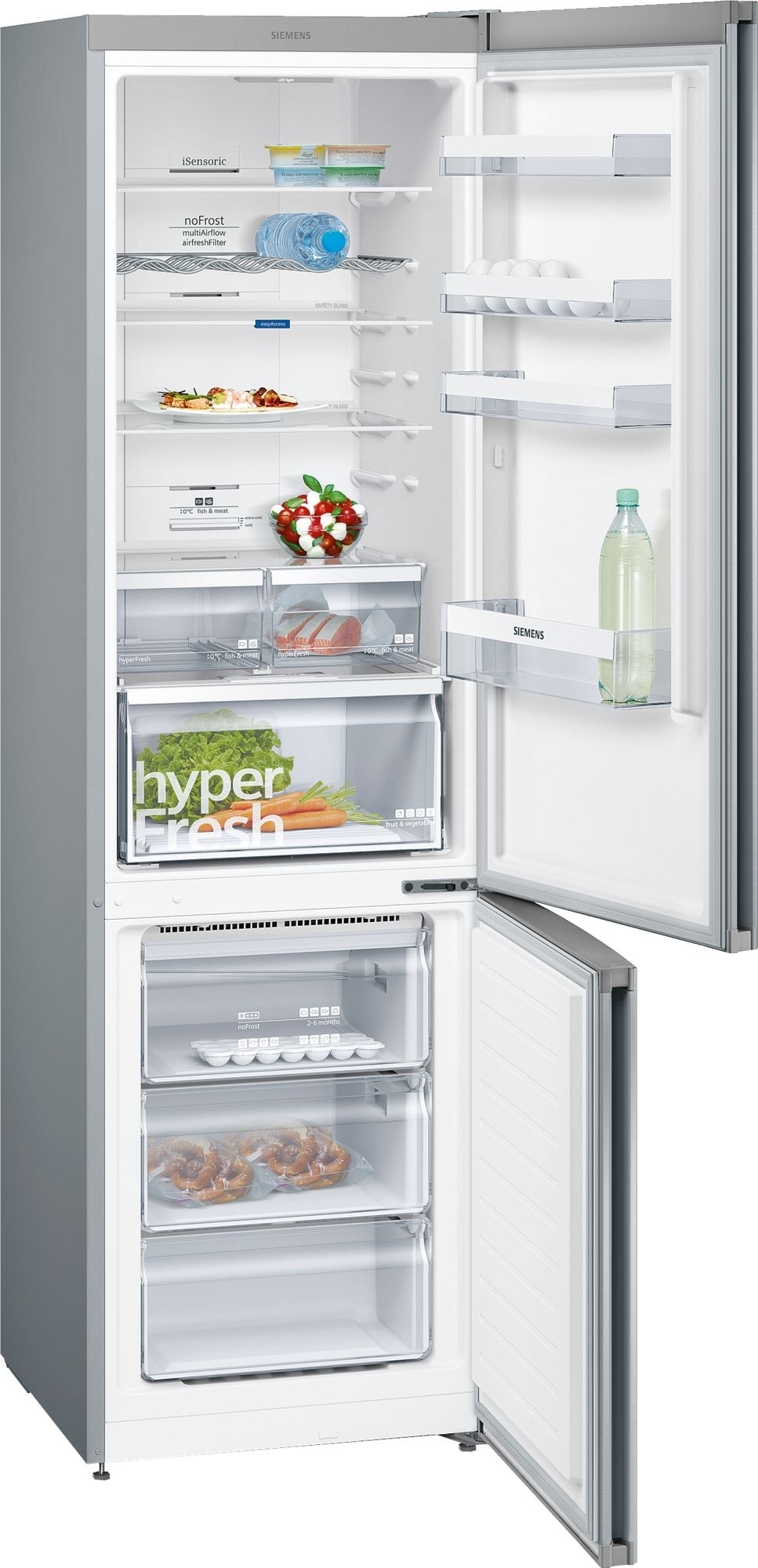 Siemens KG39NXI35 Fridge Freezer