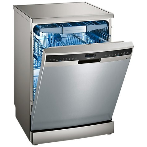 Siemens SN258I06TG Full Size Dishwasher