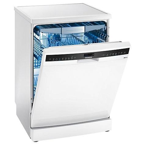 Siemens SN258W06TG Full Size Dishwasher