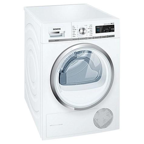 Siemens WT47W590GB 8Kg Tumble Dryer