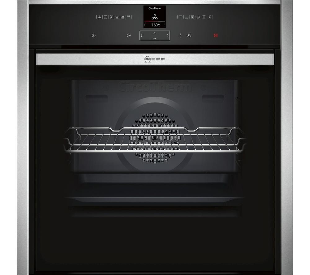 NEFF B47CR32N0B Single Oven