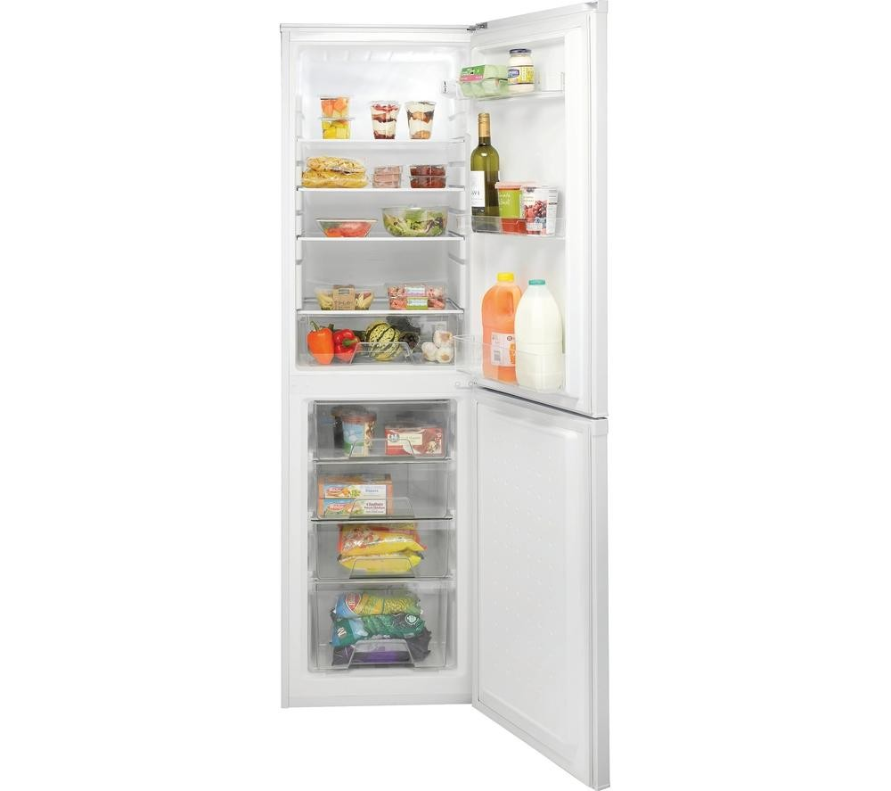 Indesit DAA55NF1 Fridge Freezer