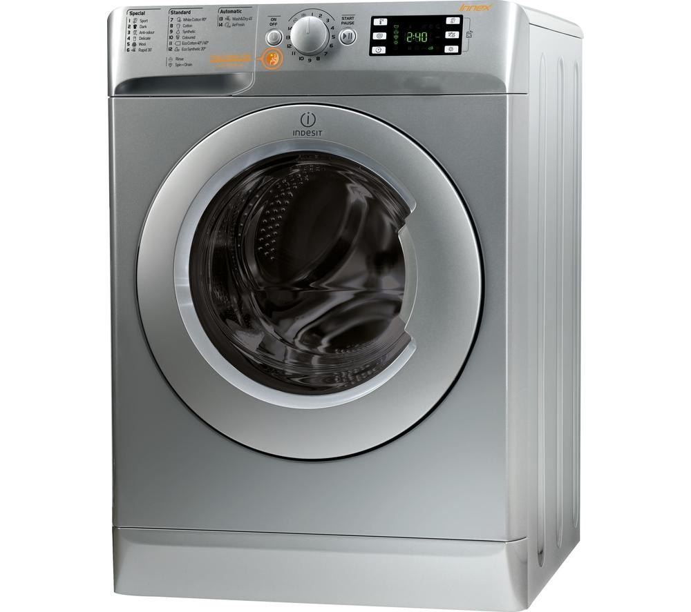 Indesit XWDE861480XS 8kg/6kg 1400rpm Washer-Dryer