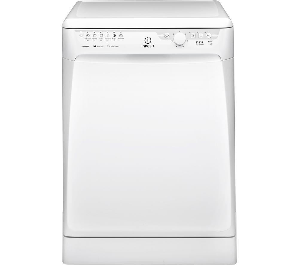 Indesit DFP27B10 Full Size Dishwasher