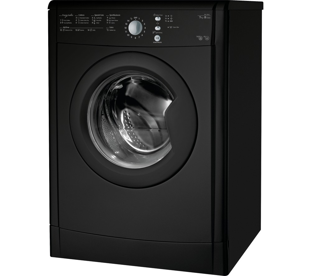 Indesit IDVL75BRK 7kg Tumble Dryer
