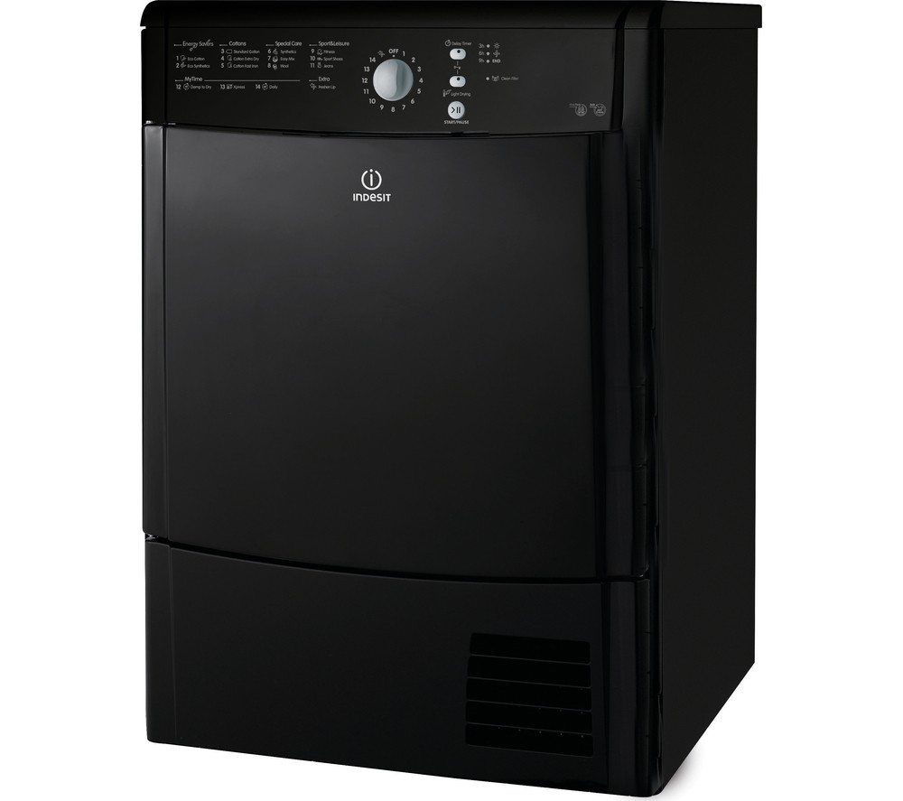 Indesit IDCL85BHK 8kg Tumble Dryer