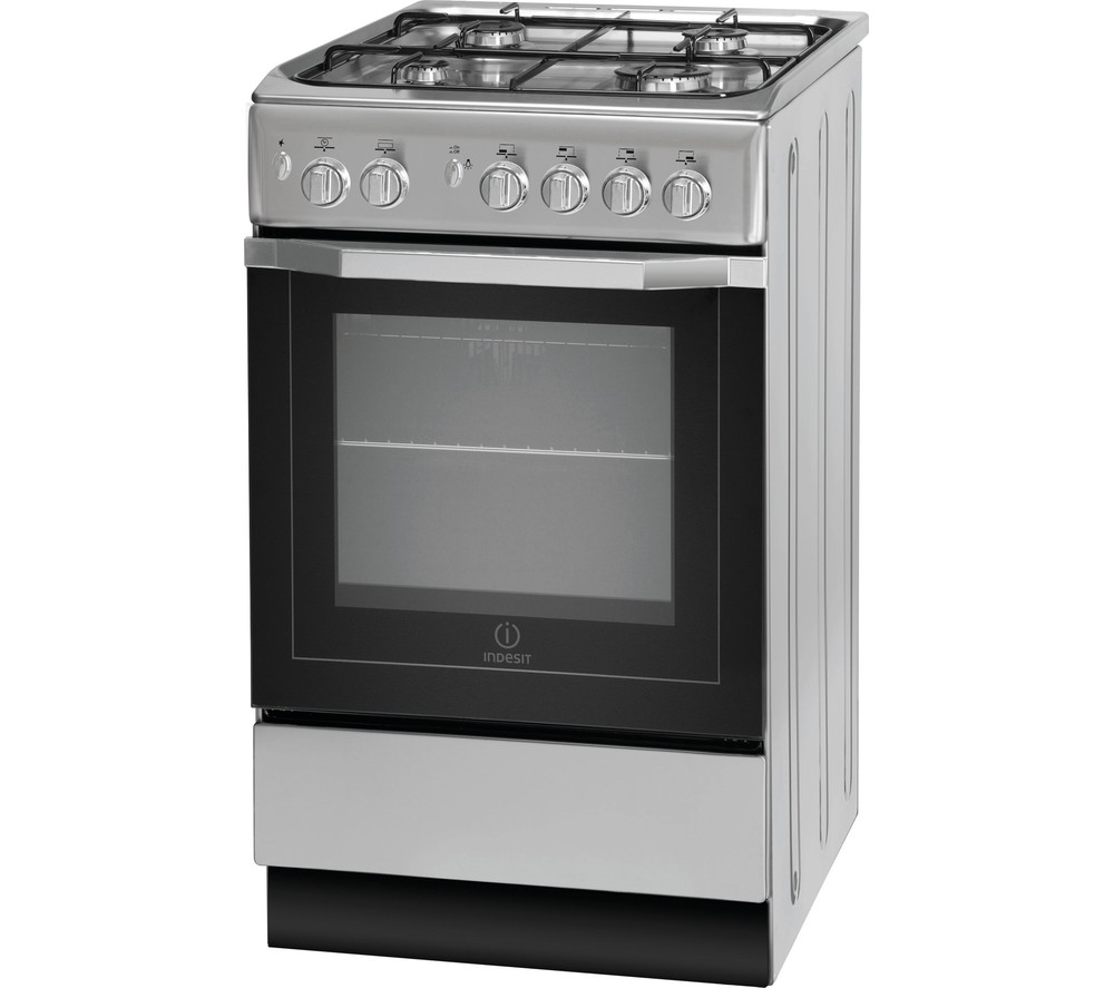 Indesit I5GG1S Gas Cooker