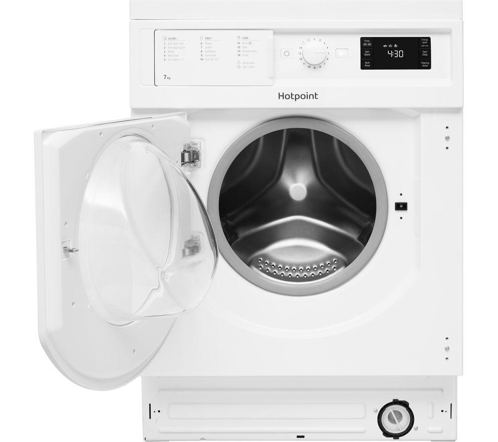 Hotpoint BIWMGH71284 7kg 1200rpm Washing Machine