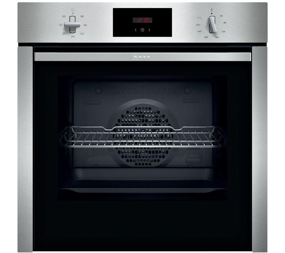NEFF B3CCC0AN0B Single Oven