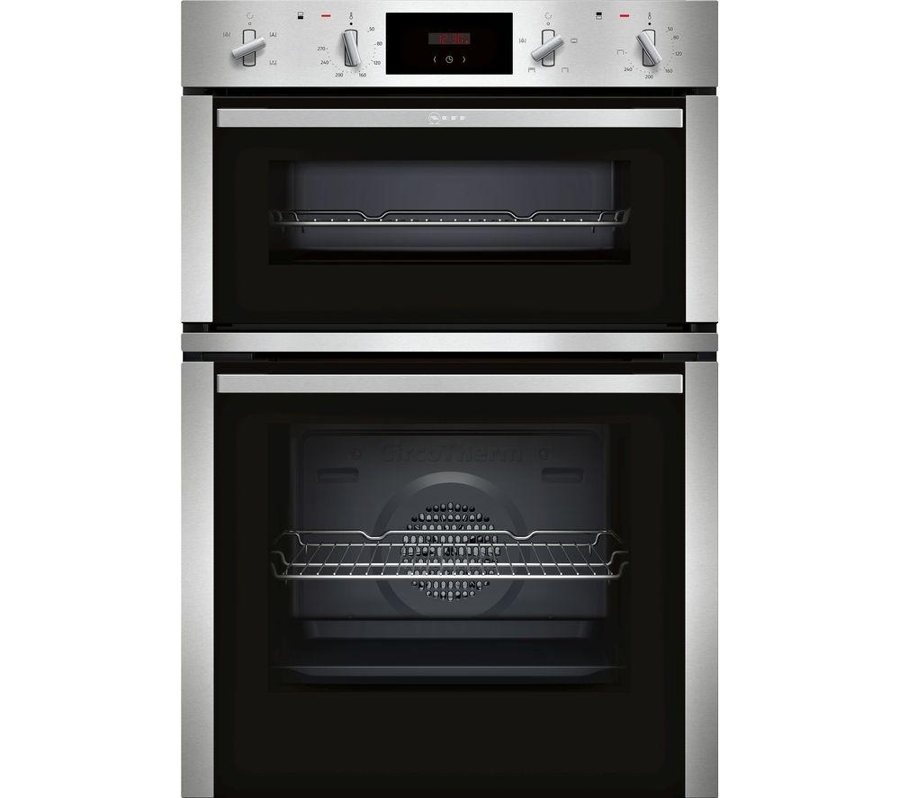 NEFF U1CH0AN0B Double Oven