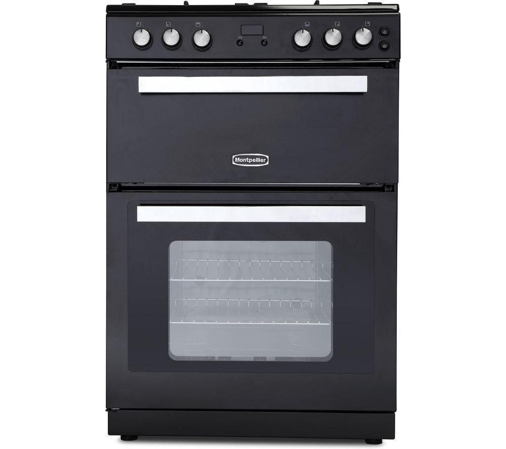 Montpellier RMC61DFK Range Cooker