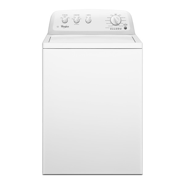 Whirlpool 3LWTW4705FW Commercial American Style Classic Top Loading Washing Machine