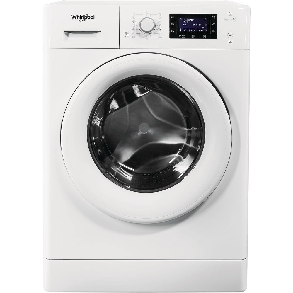 Whirlpool FWD91496W 9kg 1400rpm Washing Machine