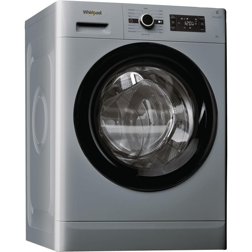 Whirlpool FWG81496S 8kg 1400rpm Washing Machine