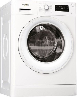 Whirlpool FWG91496W 8kg 1400rpm Washing Machine