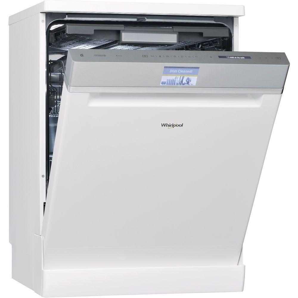 Whirlpool WFF4O33DLTG Full Size Dishwasher