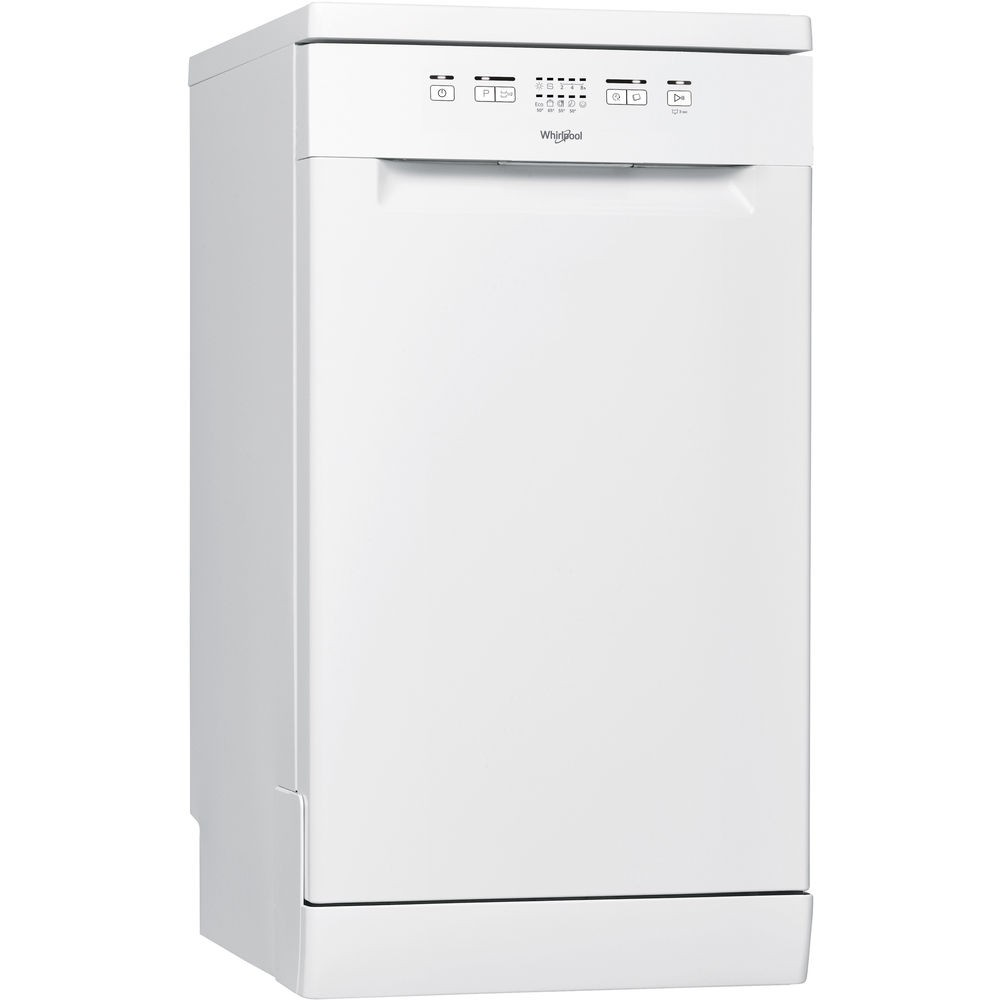 Whirlpool WSFE2B19 Slim Line Dishwasher