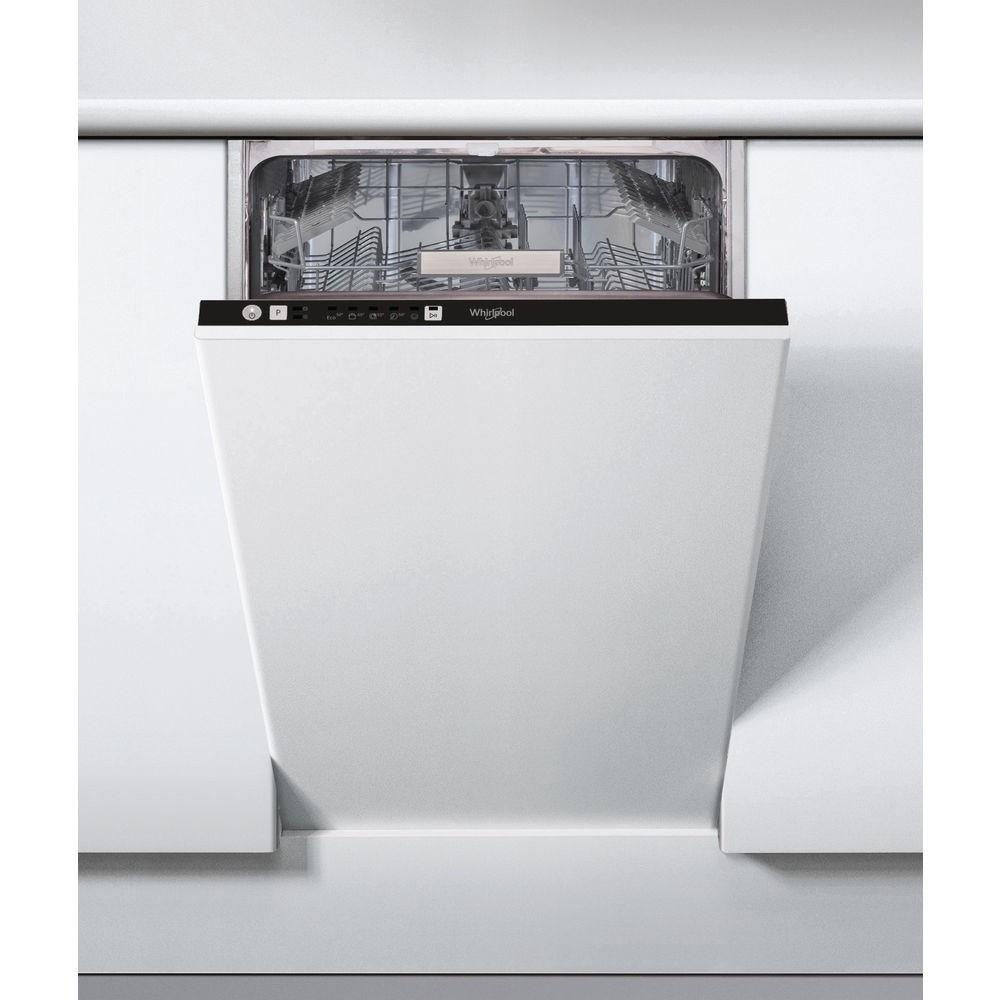 Whirlpool WSIE2B19 Slim Line Dishwasher