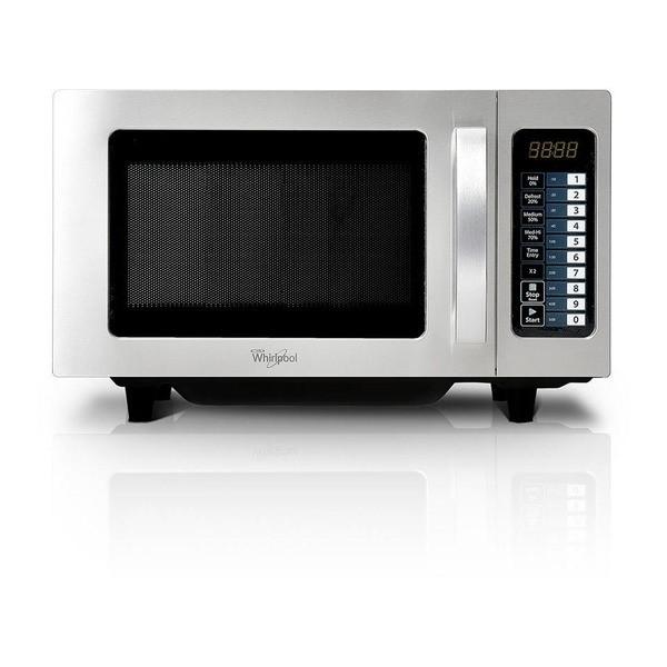 Whirlpool PRO25IX 1000 Watt Commercial Microwave Oven