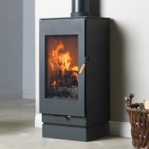 Burley 9307 Carlby Firecube Wood Burning Stove