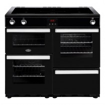 Belling Cookcentre 100EI Black Range Cooker