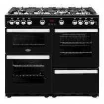 Belling Cookcentre 100G Black Range Cooker