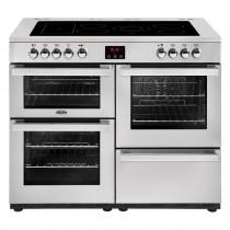 Belling Cookcentre 110E 110cm Professional Steel Range Cooker