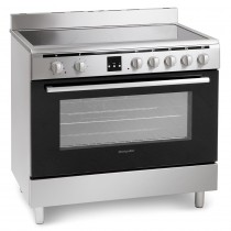 Montpellier MR90CEMX Range Cooker