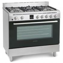 Montpellier MR90DFMX Range Cooker