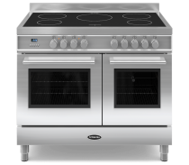 Britannia Q Line 100cm Twin RC10TIQLS Electric Range Cooker